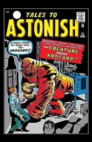 Tales to Astonish (1959-1968) #25