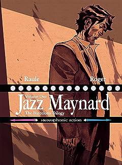 Jazz Maynard Vol. 1: The Barcelona Trilogy