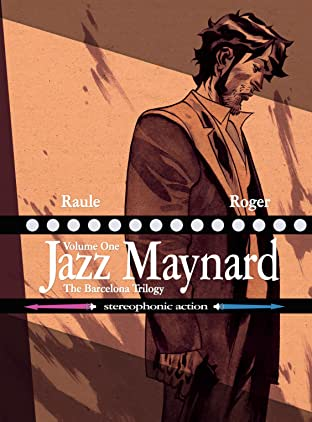 Jazz Maynard Vol. 1: The Barcelona Trilogy