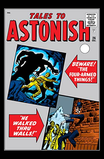 Tales to Astonish (1959-1968) #26