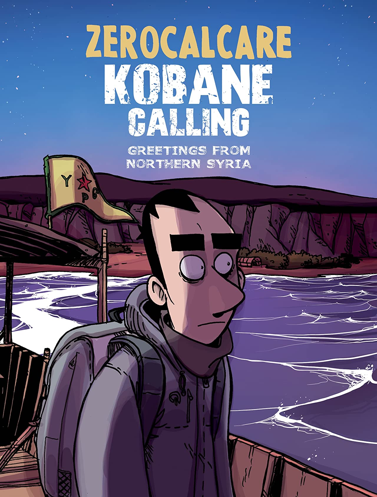 Kobane calling greetings from northern syria comics by comixology kobane calling greetings from northern syria kristyandbryce Gallery