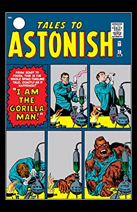 Tales to Astonish (1959-1968) #28