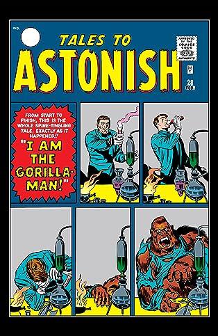 Tales to Astonish (1959-1968) #28
