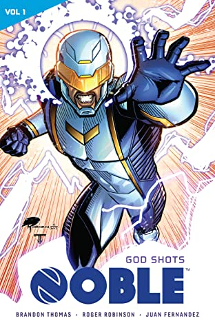 Noble Tome 1: God Shots