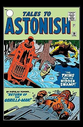 Tales to Astonish (1959-1968) #30
