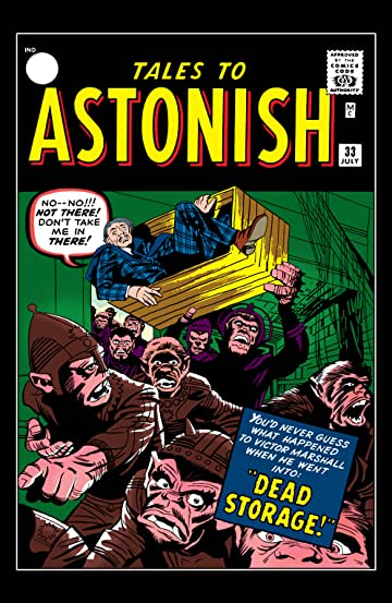 Tales to Astonish (1959-1968) #33