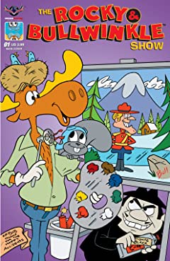 The Rocky & Bullwinkle Show #1