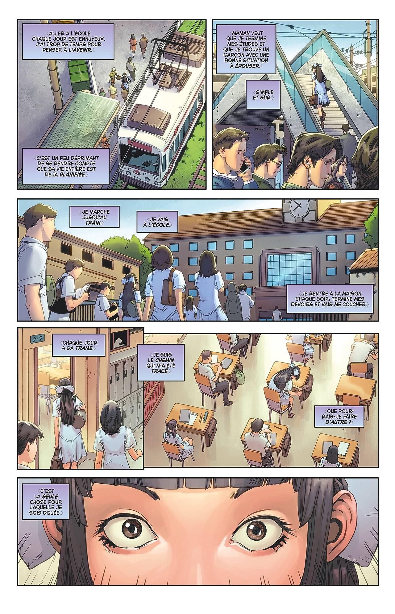 Wayward Vol. 2: Les Liens qui unissent