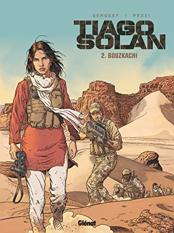 Tiago Solan Tome 2: Bouzkachi