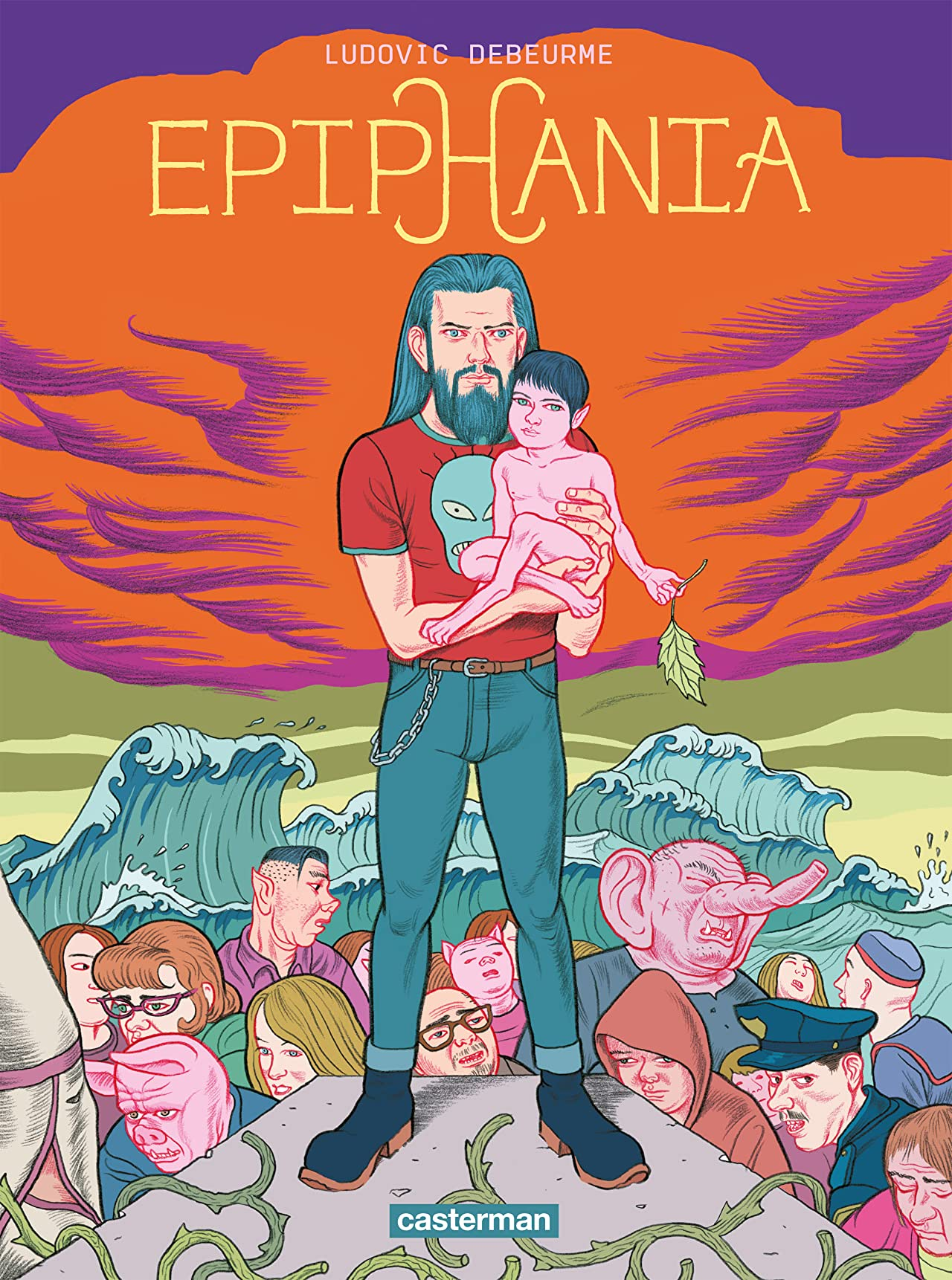 Epiphania Vol. 1