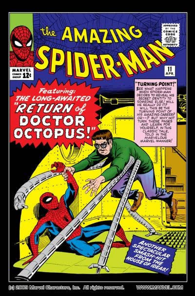 Amazing Spider-Man (1963-1998) #11
