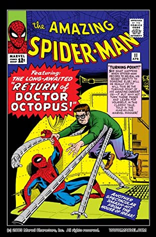 Amazing Spider-Man (1963-1998) No.11