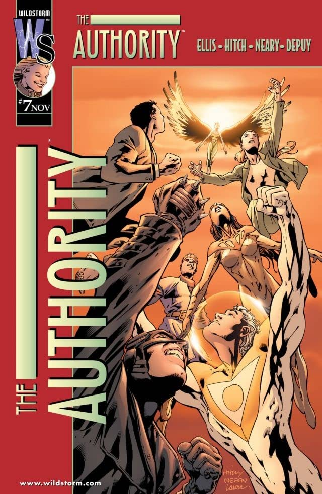 The Authority (1999-2002) #7