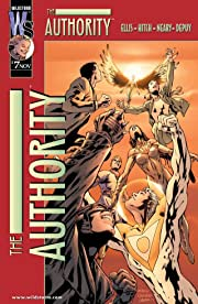 The Authority (1999-2002) No.7