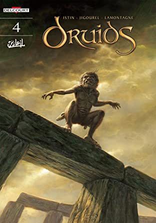 Druids Tome 4: Isle of the Mighty