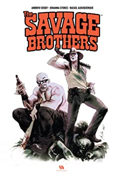 The Savage Brothers Tome 1