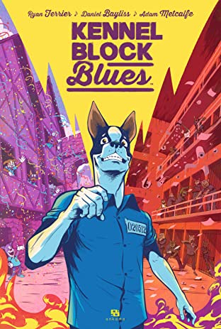 Kennel Block Blues Tome 1