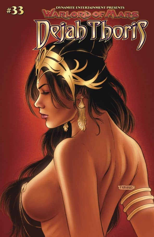 Warlord of Mars: Dejah Thoris #33