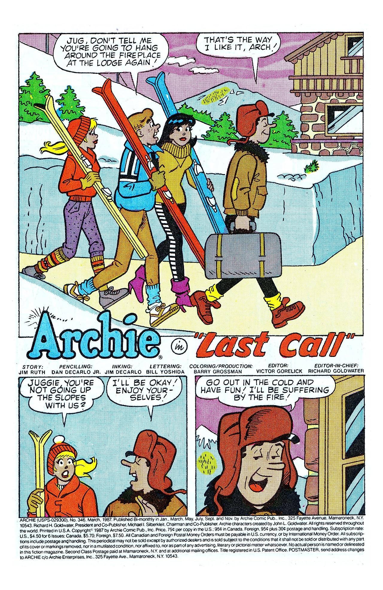 Archie #346