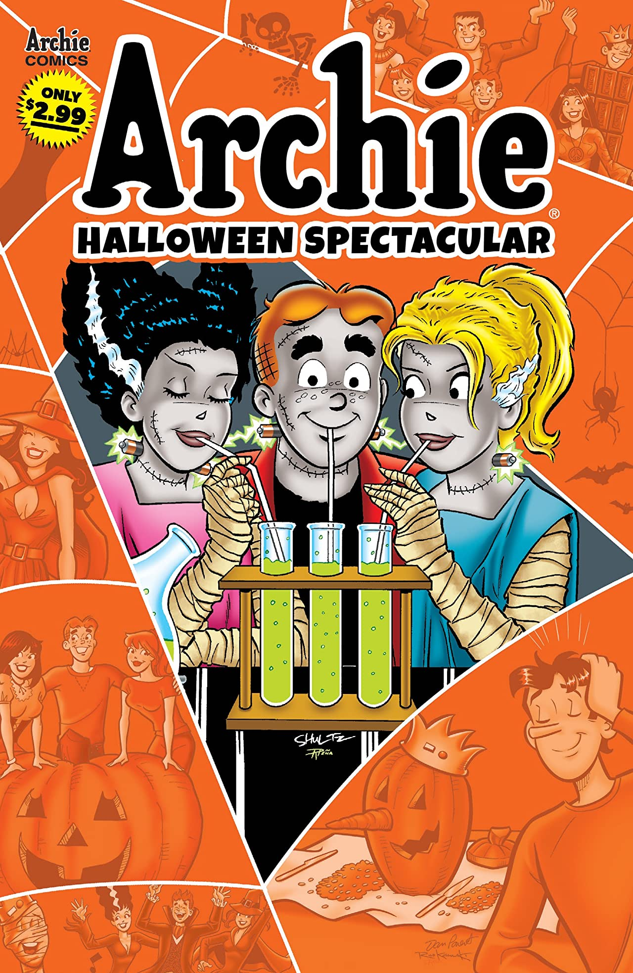 Archie Halloween Special #1