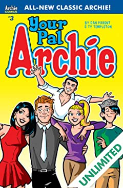 Your Pal Archie #3