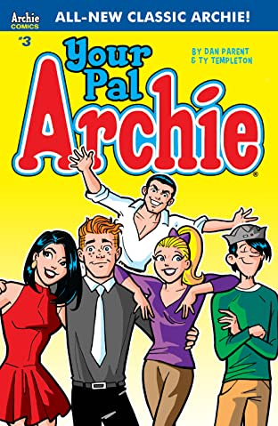 Your Pal Archie No.3