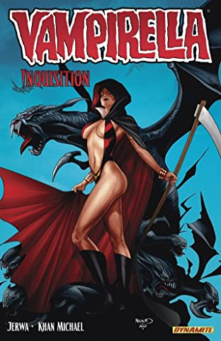 Vampirella (2011-2014) Tome 4: Inquisition