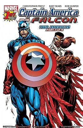 Captain America & the Falcon #1