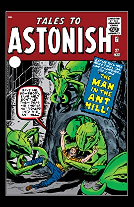 Tales to Astonish (1959-1968) #27