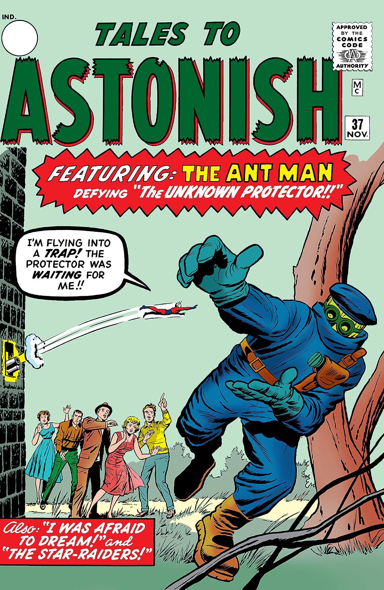 Tales to Astonish (1959-1968) #37