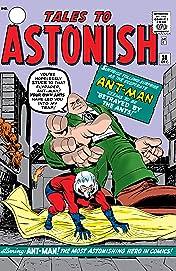 Tales to Astonish (1959-1968) #38