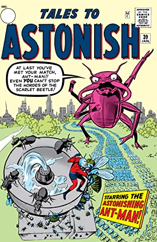Tales to Astonish (1959-1968) #39