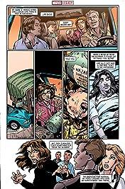 Jessica Jones - Marvel Legacy Primer Pages