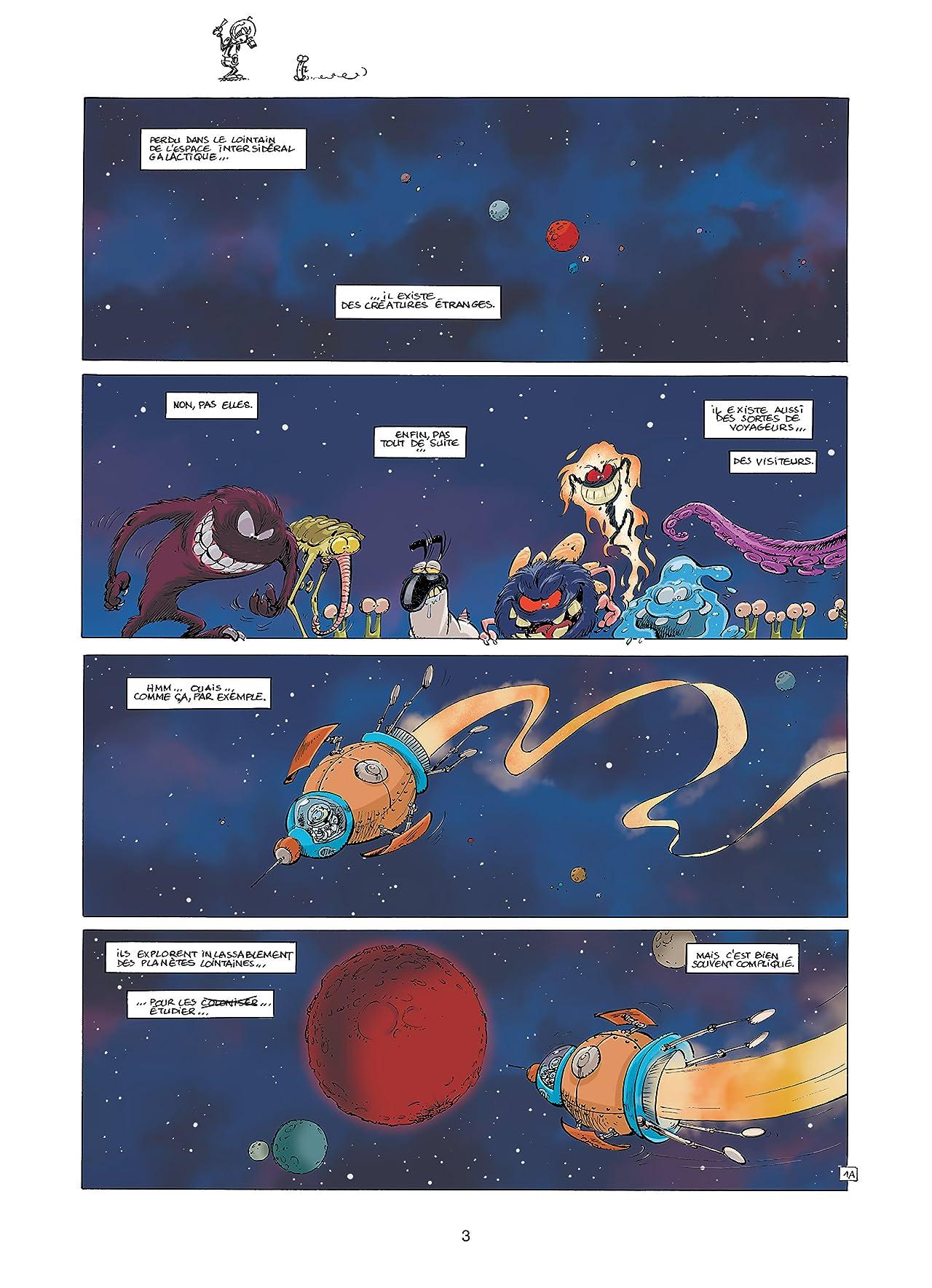 Les Zaliens Vol. 2: Ils sont envahis !