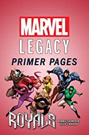 Royals - Marvel Legacy Primer Pages