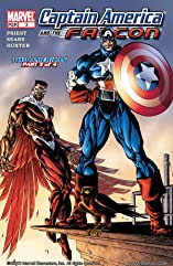 Captain America & the Falcon #3