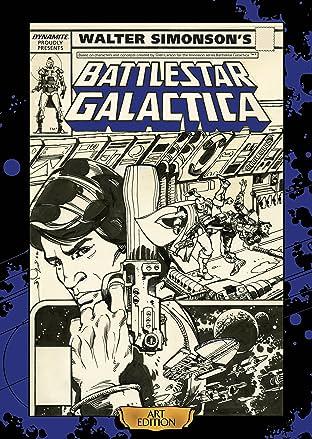 Walter Simonson's Battlestar Galactica Art Edition