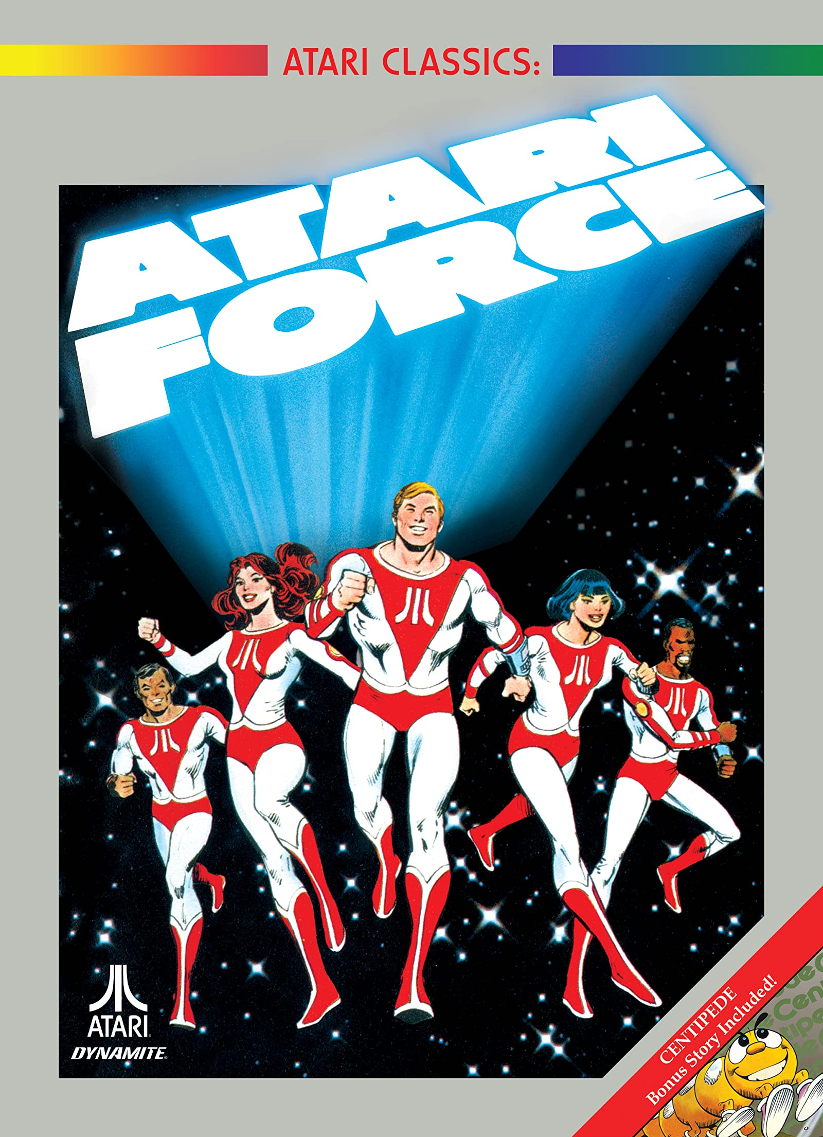 Atari Classics: Atari Force - (EU) Comics by comiXology