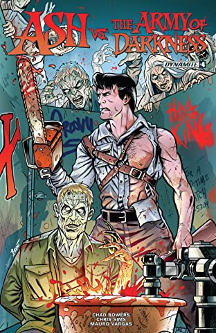 Ash Vs. The Army Of Darkness No.4