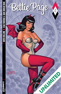 Bettie Page (2017) #4