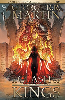 George R.R. Martin's A Clash Of Kings: The Comic Book #5