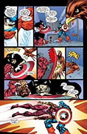 Captain America & the Falcon #4