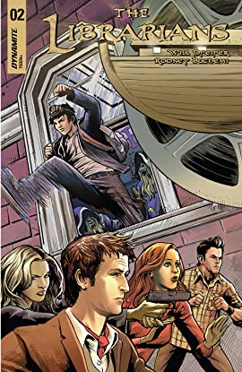 The Librarians #2