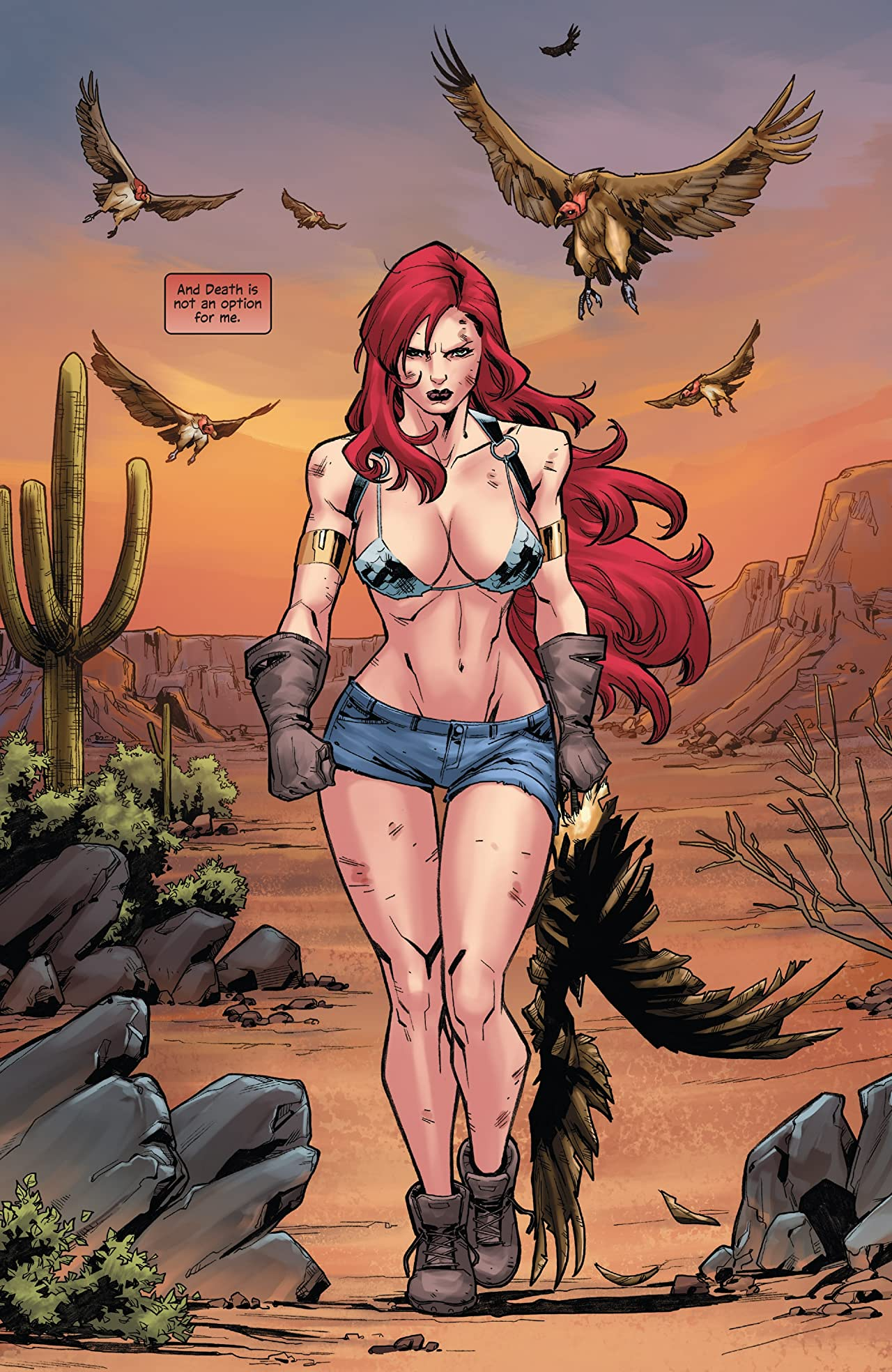 Red Sonja Vol. 4 #10