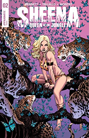 Sheena: Queen Of The Jungle #2