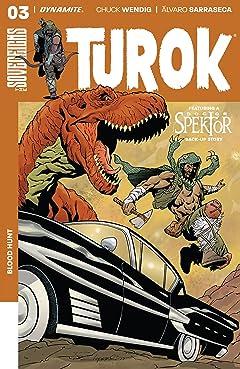 Turok (2017) #3