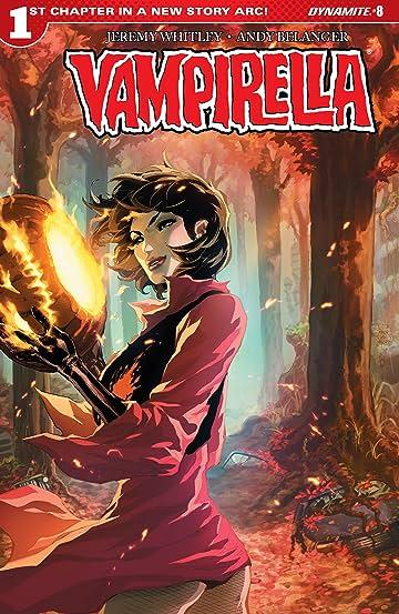 Vampirella (2017) No.8