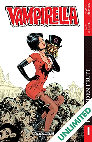 Vampirella (2017) Vol. 1: Forbidden Fruit