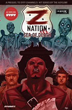 Z Nation Vol. 1: Sea Of Death