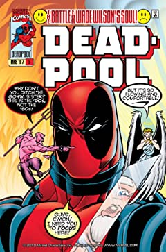 Deadpool (1997-2002) No.5